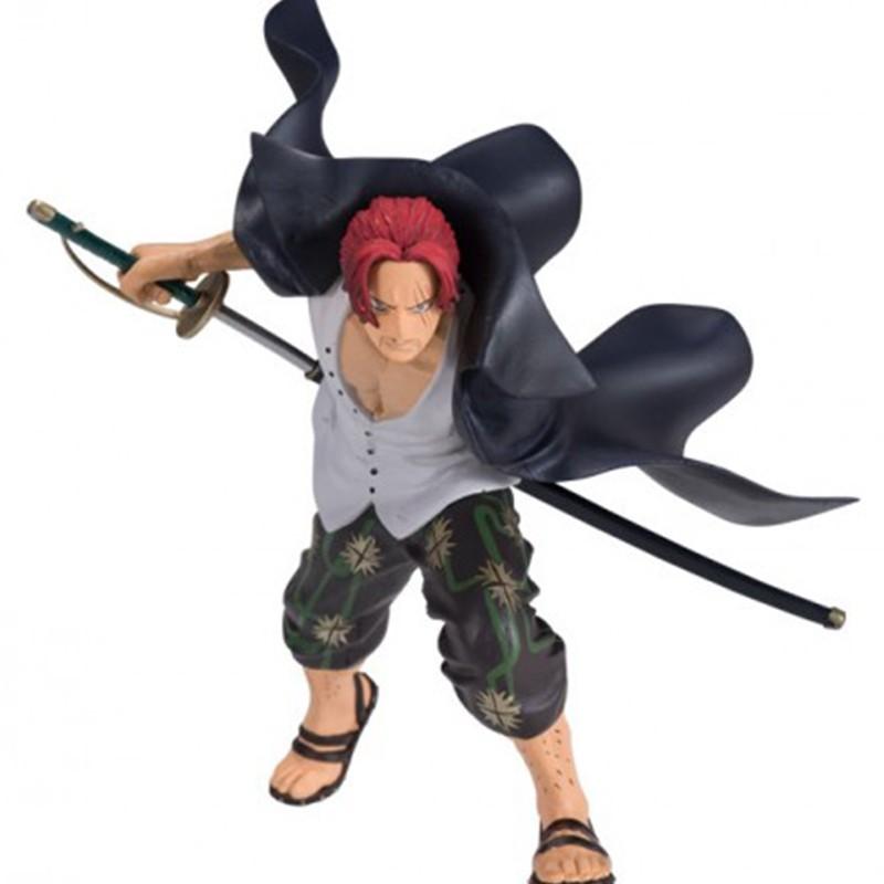 One piece - figurine Shanks SWORDSMEN  -  ONE PIECE