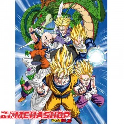 Poster Dragon Ball Z - Chapitre Cell  -  DRAGON BALL Z