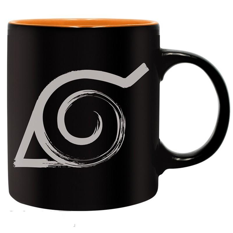 Naruto Shippuden - Mug Konoha Symbole