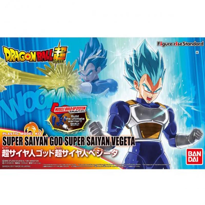 Dragon Ball Super - Vegeta SSJB Model Kit  -  DRAGON BALL Z