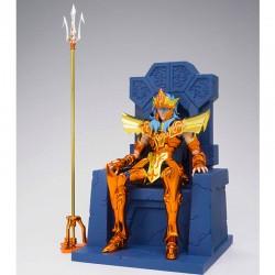 Myth Cloth EX - Poséidon Imperial Throne  -  SAINT SEIYA