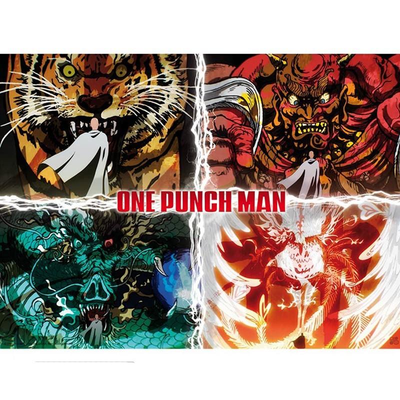One Punch Man - Poster Niveaux de Désastre  - POSTERS & AFFICHES