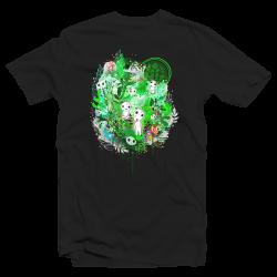 T-shirt Kodama  -  TOTORO - GHIBLI