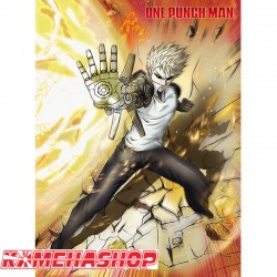 One Punch Man - Poster Genos  - POSTERS & AFFICHES