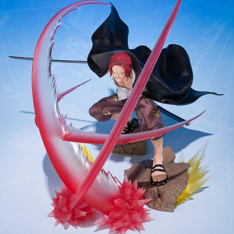 Figurine Shanks Sovereign Haki  -  ONE PIECE