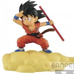 Dragon Ball - Figurine Goku Kinto-un  -  DRAGON BALL Z