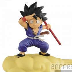 Dragon Ball - Figurine Goku Kinto-un Ver B  -  DRAGON BALL Z