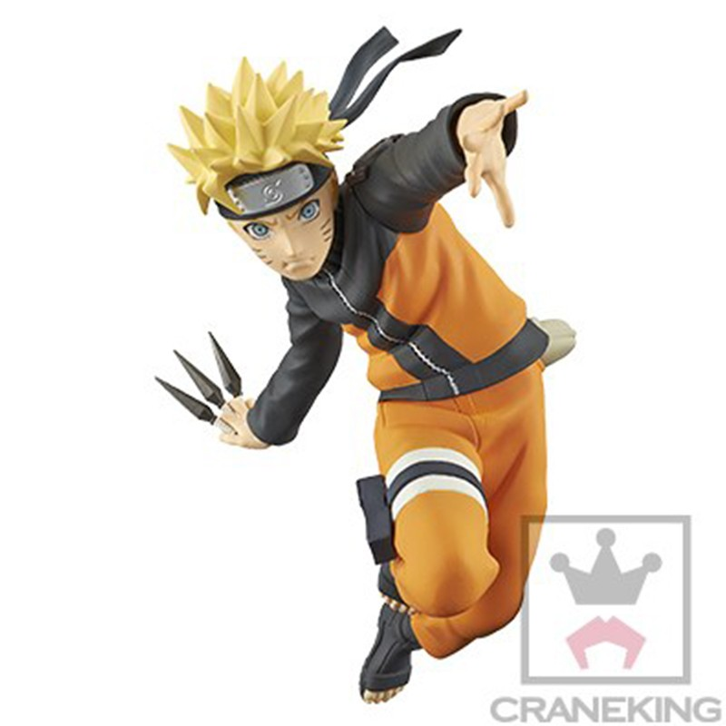Figurine Naruto Uzumaki Jump 50th Anniv  -  NARUTO