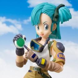 Dragon Ball Z - Figurine Bulma S.H Figuarts  -  DRAGON BALL Z