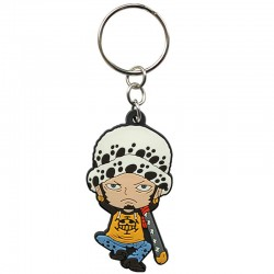 One Piece - Porte Clés Trafalgar Law  -  ONE PIECE