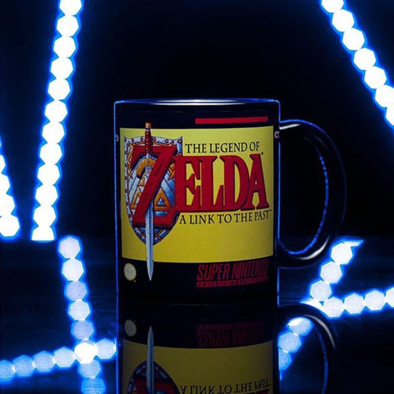 Mug The Legend Of Zelda A Link to the Past  - ZELDA