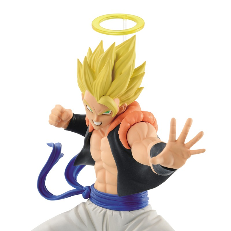 Dragon Ball Z - Figurine Gogeta Super Saiyan BWFC  -  DRAGON BALL Z