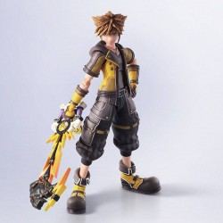Kingdom Hearts - Figurine Sora Guardian form ver  -  FINAL FANTASY