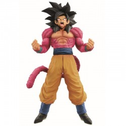 Figurine Son Goku Super Saiyan 4 SMSP The Brush  -  DRAGON BALL Z