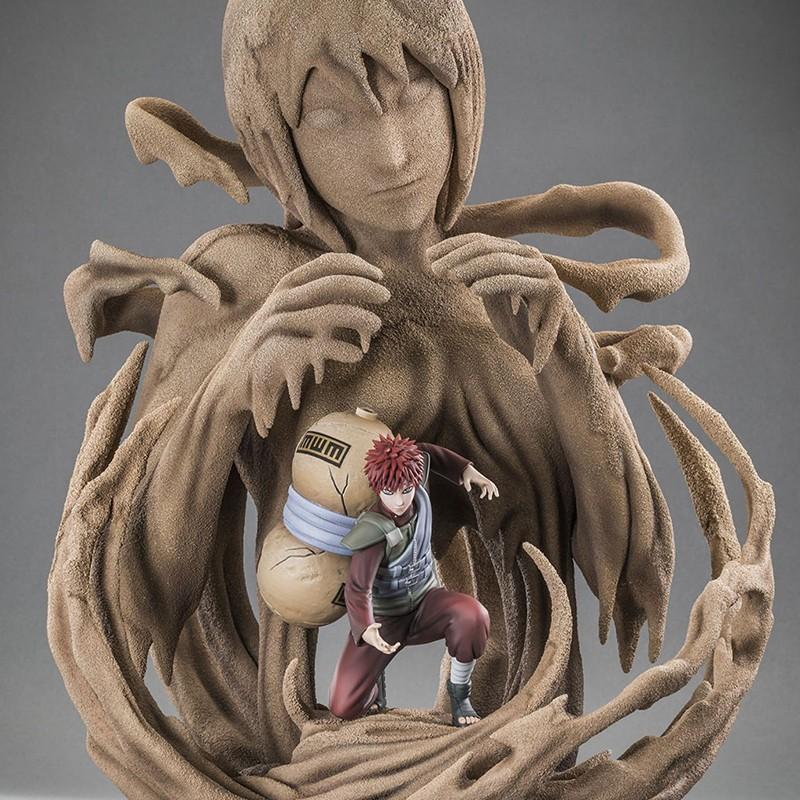 Figurine Gaara Tsume HQS  -  NARUTO