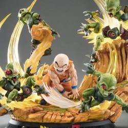 Figurine Krillin HQS Tsume  -  DRAGON BALL Z