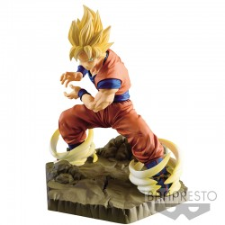 Figurine Son Goku - Absolute Perfection  -  DRAGON BALL Z