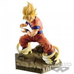 Figurine Son Goku - Absolute Perfection  -  DRAGON BALL Z