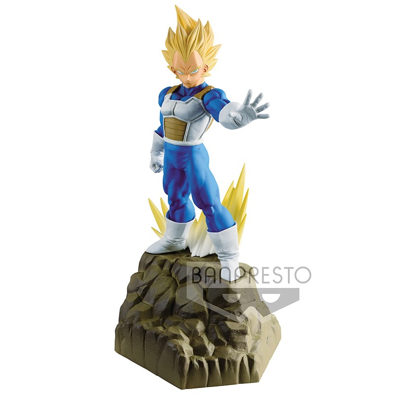 Figurine Vegeta - Absolute Perfection  -  DRAGON BALL Z