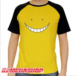 Assassination Classroom - T-shirt Koro Smile  -  T-SHIRTS & VETEMENTS