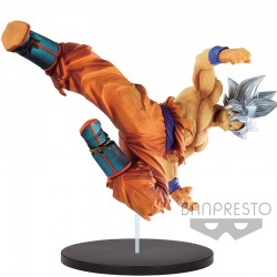 Figurine Son Goku Ultra Instinct FES  -  DRAGON BALL Z