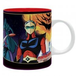 Mug Goldorak et Actarus  - GOLDORAK