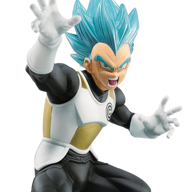 Figurine Vegeta Blue - Transcendence Art  -  DRAGON BALL Z