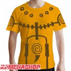 Naruto Shippuden - T-shirt Chakra Mode  -  NARUTO