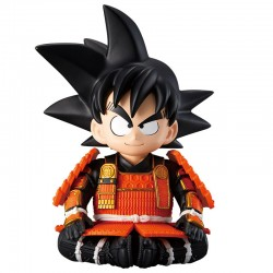 Figurine Goku Samuraï ver A  -  DRAGON BALL Z