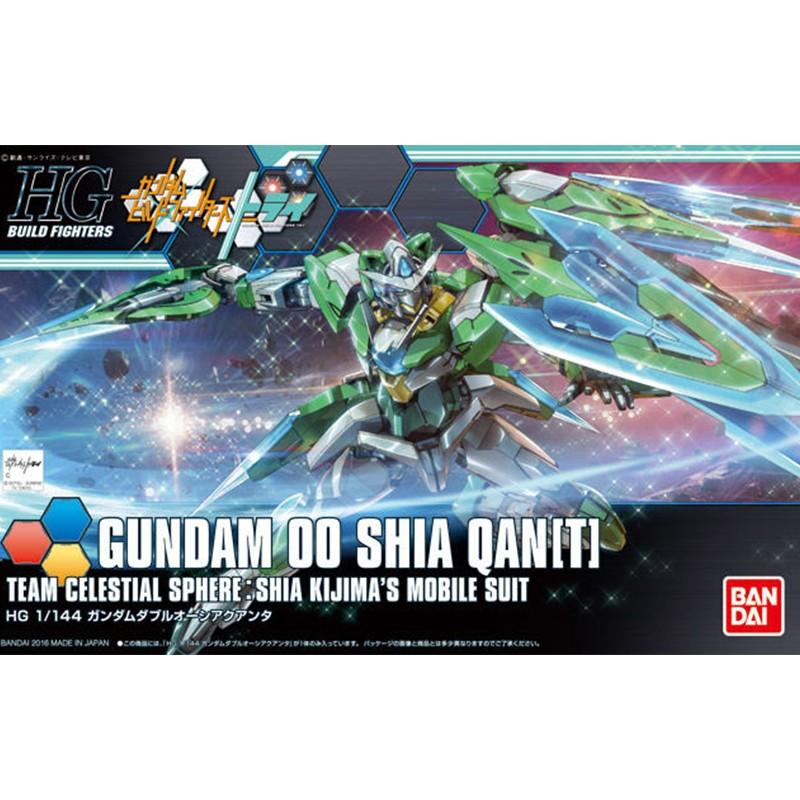 Gundam 00 Shia Qant HG  -  GUNDAM