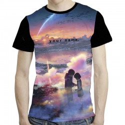 T-shirt Your Name - Tramonto  -  T-SHIRTS & VETEMENTS