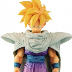 Figurine Gohan Super Saiyan - Grandista  -  DRAGON BALL Z