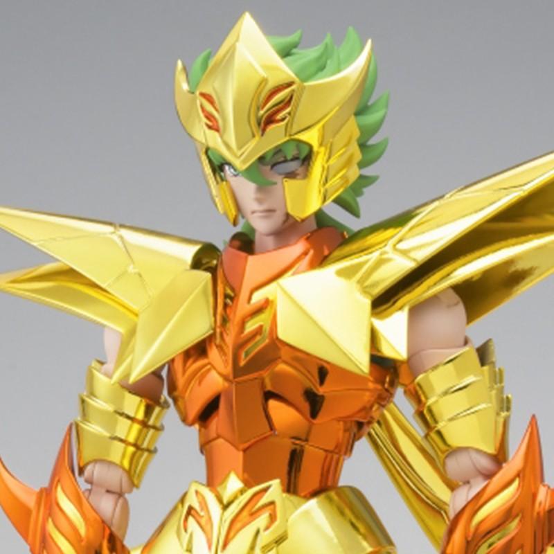 Myth Cloth EX - Isaac Kraken  -  SAINT SEIYA