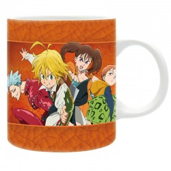 Mug The Seven Deadly Sins  - AUTRES GOODIES
