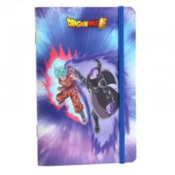 Carnet Goku Blue vs Hit  - FOURNITURES SCOLAIRES