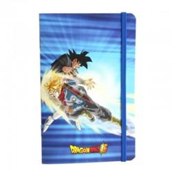 Carnet Trunks Futur versus Black Goku  -  DRAGON BALL Z