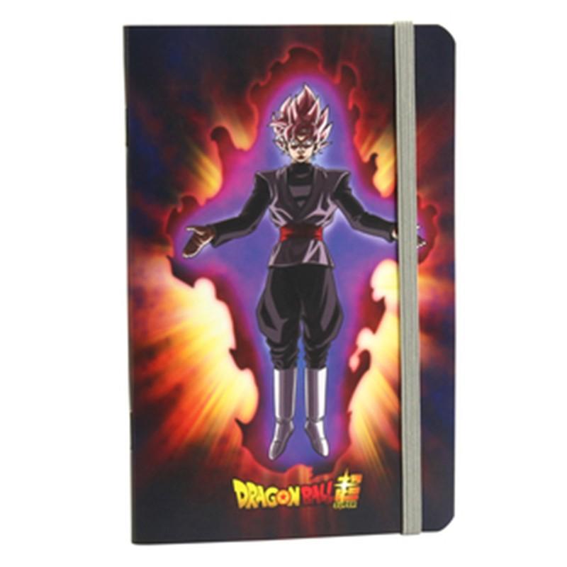 Carnet Black Goku Rosé  -  DRAGON BALL Z