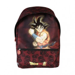 Dragon Ball Super - Sac à dos borne Goku  - FOURNITURES SCOLAIRES