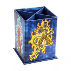 Dragon Ball Super - Pot à Crayon Rect  - FOURNITURES SCOLAIRES