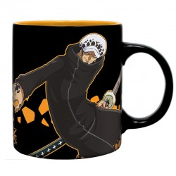 One Piece - Mug Trafalgar Law NW  -  ONE PIECE