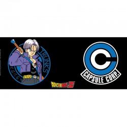 Dragon Ball Z - Mug Capsule Corp & Trunks  -  DRAGON BALL Z