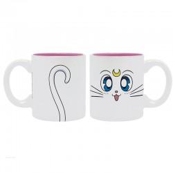 Sailor Moon - Set de 2 Mini Mugs Luna & Artemis  - SAILOR MOON