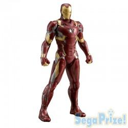 Figurine Iron Man - Mark 46  - DC. COMICS & MARVEL