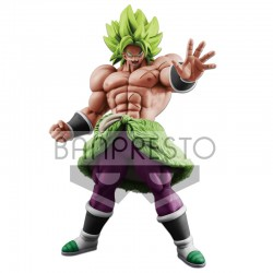 Figurine Broly Super Saiyan - DBS Movie  -  DRAGON BALL Z