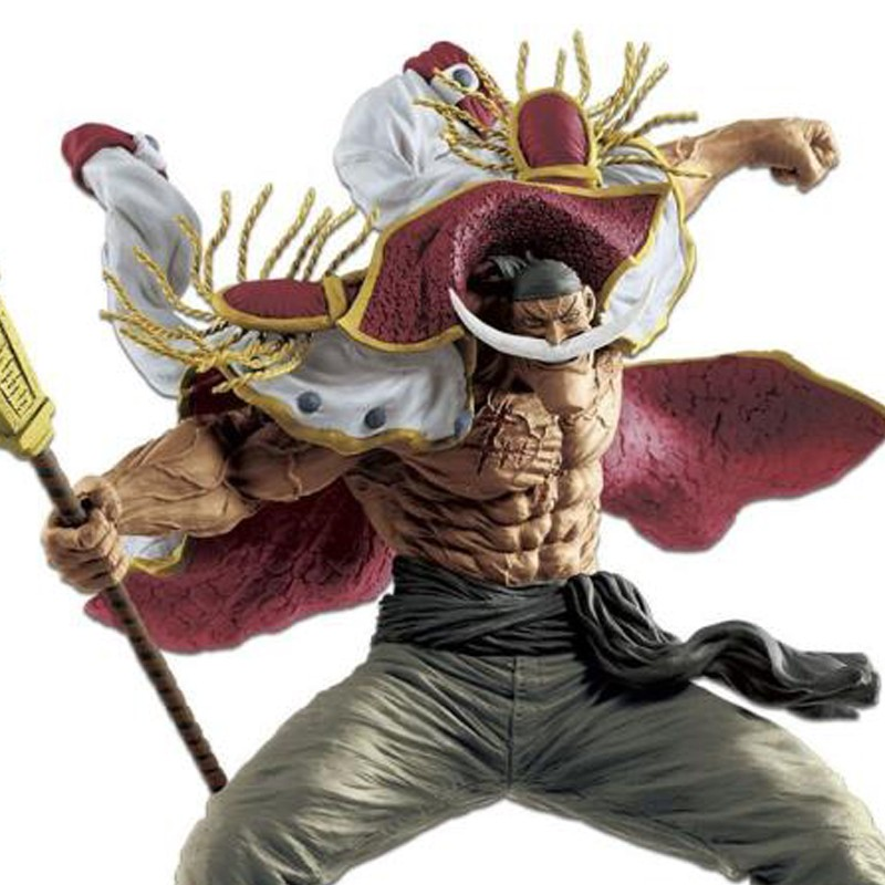 Figurine Barbe Blanche - 20th Anniversary  -  ONE PIECE