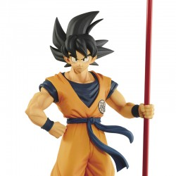 Figurine Goku - Poster version  -  DRAGON BALL Z