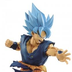 Figurine Goku Blue - DBS Film version  -  DRAGON BALL Z
