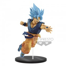 Figurine Goku Blue - DBS Film version  -  DRAGON BALL Z