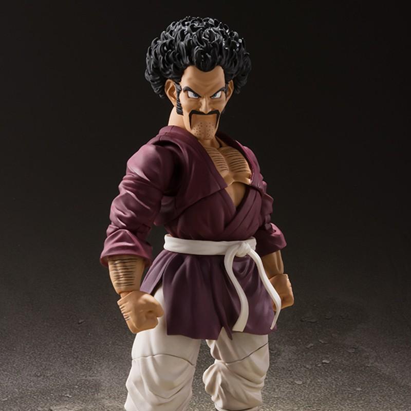 Figurine Mr Satan - S.H Figuarts  -  DRAGON BALL Z