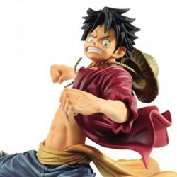 Figurine Luffy - BWFC  -  ONE PIECE